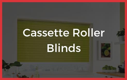 cassette roller blinds